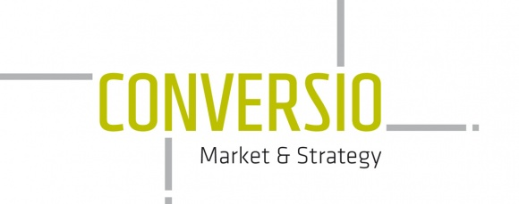 Logo: Conversio Market & Strategy GmbH