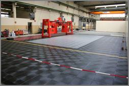 Industriebodenplatten
