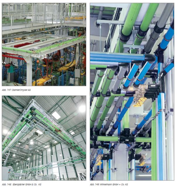Kennzeichnung Kunststoffrohrsystemkomponenten Raupex