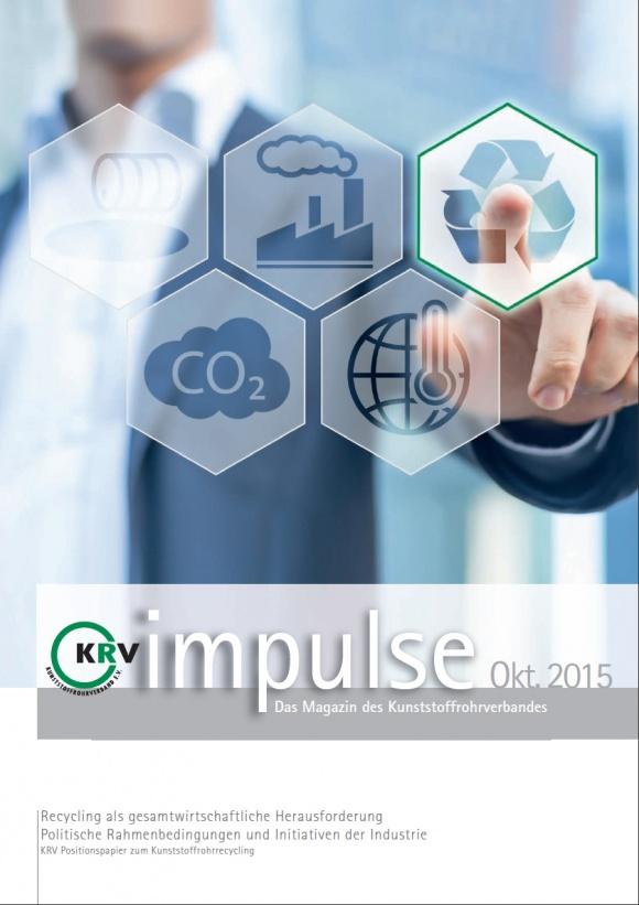 Recycling als gesamt wirtschaftliche Herausforderung – Politische Rahmenbedingungen und Initiativen der Industrie