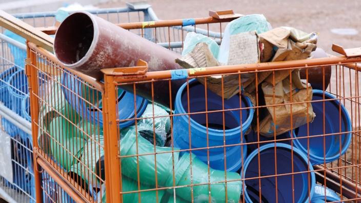 Foto: Kreislaufwirtschaft bei Kunststoffrohren: Der Recycling-Prozess, ©HeiSpa/Fotolia