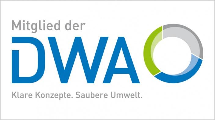 Logo: Deutsche Vereingung für Wasserwirtschaft, Abwasser und Abfall e.V.