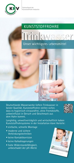 Trinkwasser – Unser wichtigstes Lebensmittel