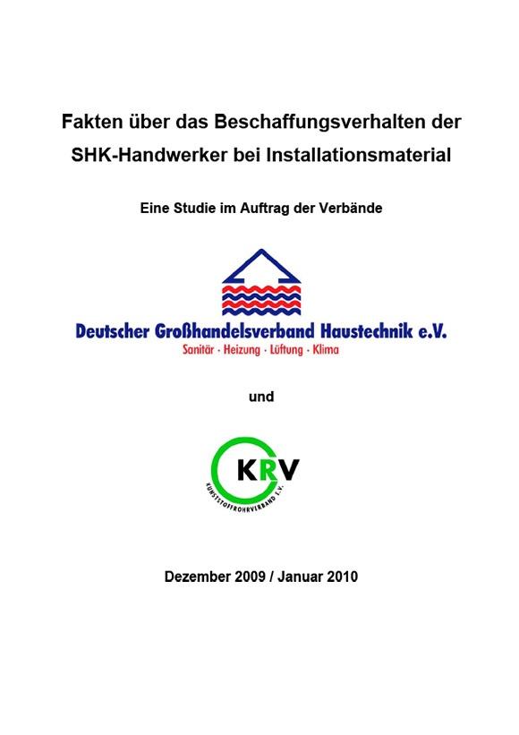 Eine Studie der Verbände KRV und DGH