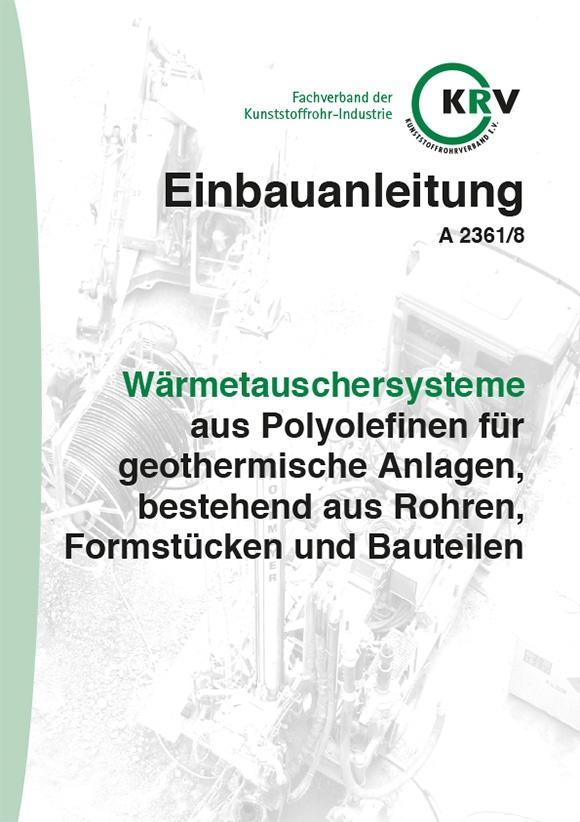 Wärmetauschersysteme aus Polyolefinen für geothermische Anlagen