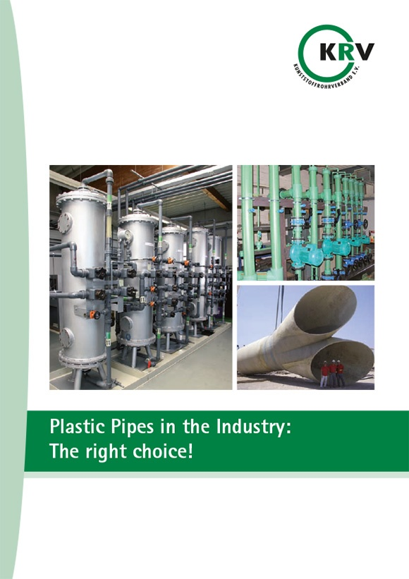 Plastic Pipes in the Industry: The right choice!