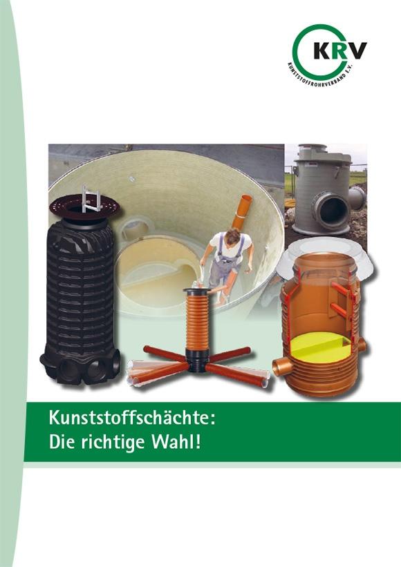 Kunststoffschächte: Die richtige Wahl!