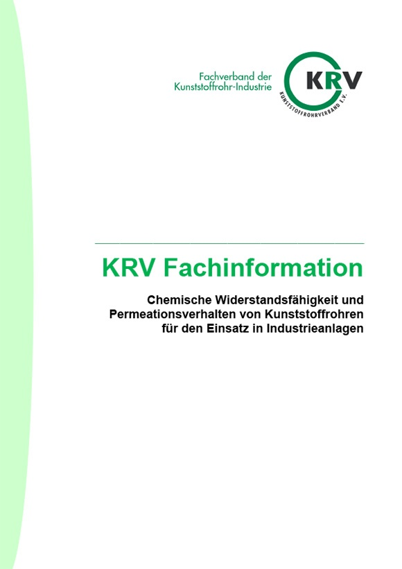 KRV-Positionspapier