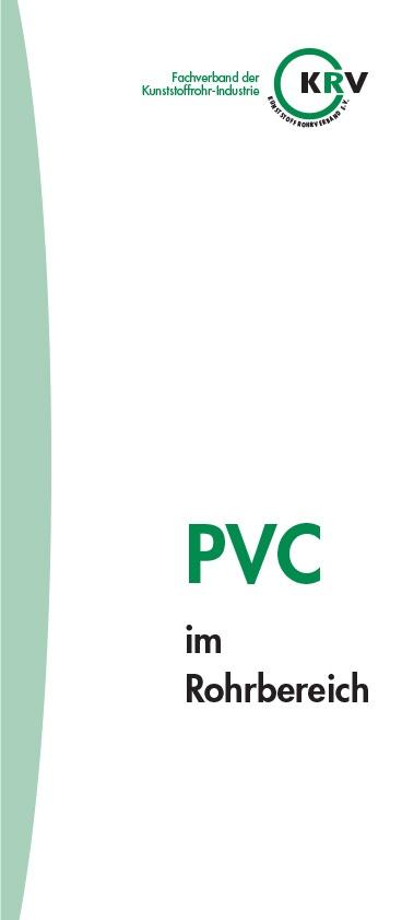 PVC im Rohrbereich