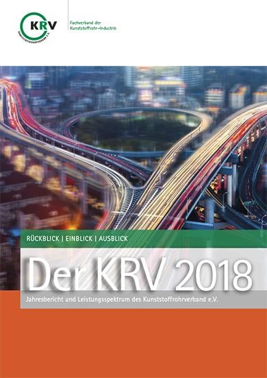 Der KRV 2018 Jahresbericht